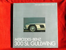 MERCEDES-BENZ 300SL GREAT CARS COLLECTIONS  MATSUDA, NEW 1981 BOOK Make an Offer