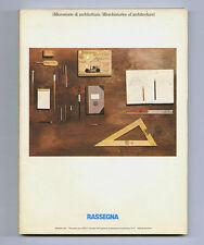 1985 Pierre Chareau RASSEGNA Architecture OLIVETTI Figini + Pollini CORBUSIER