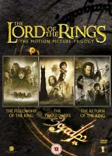 The Lord Of The Rings Trilogy (DVD, 2005, 6-Disc Set, Box Set) BRAND NEW