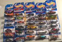 HOT WHEELS & MATCHBOX MIXED LOT OF 30 FREE SHIPPING!!!!