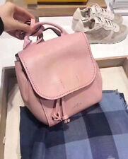 NWT$295 COACH F59819 DERBY MINI LEATHER BACKPACK Shoulder bag Handbag Blush/Pink