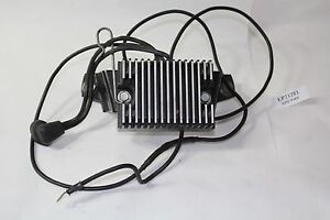 Harley FXR voltage regulator + mount Evo Big Twin FXRS Convertible EPS21281