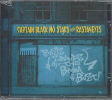 CAPTAIN BLACK NO STARS vs RASTA4EYES - BOSS SOUNDS (still sealed cd) - DOGCD42
