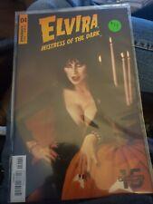Elvira Mistress of the Dark #4 photo variant Dynamite Entertainment