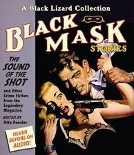 Black Mask Stories Set 8 Crime Mystery Thriller Audio Book CDs