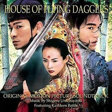 House of Flying Daggers by Original Soundtrack (CD, Nov-2004, Sony Classical)