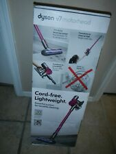 Dyson V7 MOTORHEAD Cordless Vacuum Cleaner (Fuschia) 227591-01 SAMEDAYSHIPNEW