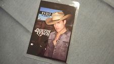 Dustin Lynch Radio Winner Laminate