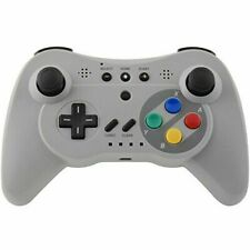Like New Classic Pro Wireless Bluetooth Gaming Controller for Nintendo Wii U