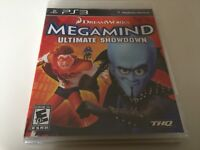 Megamind: Ultimate Showdown (Sony PlayStation 3, 2010) PS3 NEW