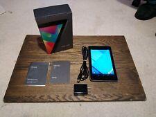 Google Nexus 7 (1st Generation) 32GB Wi-Fi + 3G Tablet