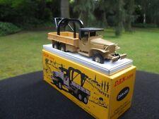 Dan Toys Dan-093 Camion GMC militaire DEPANNAGE Sable au 1/43°