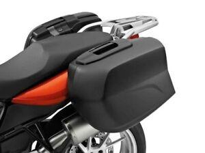 BMW Motorrad F 800 GT Seitenkoffer / Sidebags