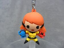 Marvel Collectors * Crystal * 3-D Figural Key Chain Blind Bag Keychain Ring NEW