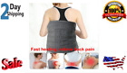 NEW XL Weighted Electric Heating Pad For Back Pain And Cramps Relief - Fast Hot