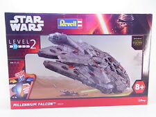 LOT 35075 | Revell 06694 Star Wars easy kit Millennium Falcon NEU in OVP