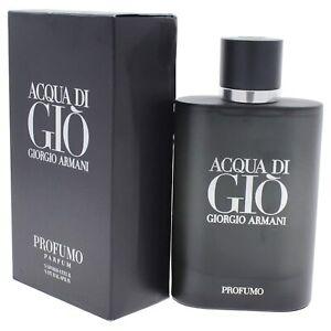 Giorgio Armani Acqua Di Gio Profumo Perfume Spray for Men, 4.2oz new in box