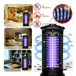 Electric UV Light Mosquito Killer Lamp Indoor Fly Bug Zapper Insect Trap