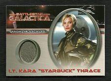 2005 Battlestar Galactica Premiere Edition Lt. Kara Starbuck Thrace CC4 Costume