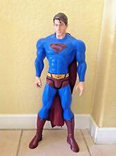 Rare VTG TM & DC Comics SUPERMAN The Man of Steel Animated 30'' Tall Statue
