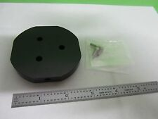 EDMUND OPTICS SCIENTIFIC ADAPTER MOUNTING PLATE SM3 OPTICAL AS IS BIN#S6-15