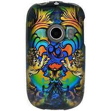 Protector Case Cover for Huawei M835 - Rainbow Lion Sculpture