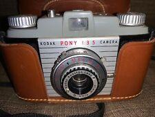 Vintage Kodak Pony Camera   with Camera Case