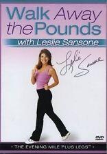 Walk Aerobics - LESLIE SANSONE Walk Away The Pounds Evening Mile Plus Legs!