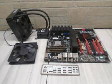 Evga X58 141-GT-E770-A1 Classified3 Motherboard I7-980 3.33GHz 24GB WATER COOLED