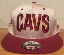 sale retailer fd78b 997dd Cleveland Cavaliers Cavs New Era 9Fifty Jersey Cavs SnapBack Hat Cap