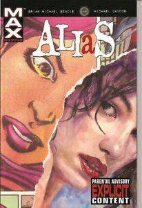 °JESSICA JONES: ALIAS TPB Vo 4°US Max Comics 2003 B.M.Bendis Sammelt Alias 22-28