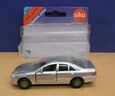 Siku 1035 Mercedes S 500 NOT boxed 1:55 Silver 90's