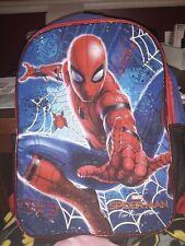 New listing Spiderman bookbag