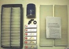 Tune Up Kit Acura 3.2TL and 3.2CL 2000 to 2003 ALL FILTERS, NGK SPARK PLUGS, PCV