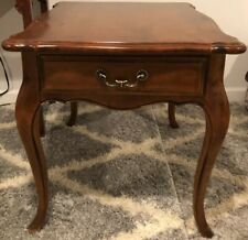 ETHAN ALLEN COUNTRY FRENCH END TABLE 26-8303-236