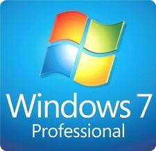 Windows 7 Professional 32&64 Bit (Produkt-Key) Versand per Mail 100% Aktivierung