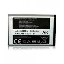 SAMSUNG REPLACEMENT BATTERY FOR E900 B300 B130 E250 E1200 C3590 E2330 800mAh