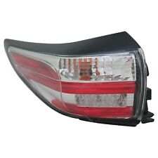 FITS NISSAN MURANO 2015-2017 LEFT DRIVER OUTER TAIL LIGHT TAILLIGHT LAMP W/BULBS