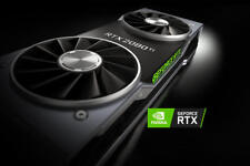 NVIDIA GeForce RTX 2080 Ti Founders Edition 11GB GDDR6 Turing GPU Architecture