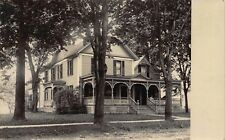 Real Photo Postcard of a Home in Cuba, New York~120920