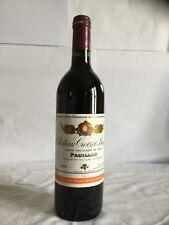 ¤ 1 bouteille de CHATEAU CROIZET BAGES 1993 - PAUILLAC  5ème Grand Cru Classé ¤