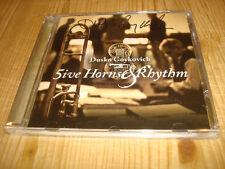 DUSKO GOYKOVICH 5ive Horns & Rhythm ENJA CD ENJ-9543-2 NEW Signed NEU Signiert
