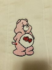 Personalized Embroidery Blanket Care Bears 36x58 inches