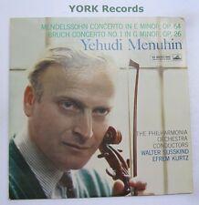 ALP 1669 - MENDELSSOHN / BRUCH - Violin Concertos MENUHIN - Ex Con LP Record
