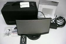 Bose SoundDock Digital Music System Ipod/iphone Dock W/ Case,Remote Power Supply