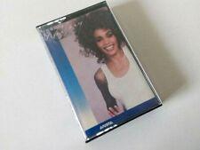 Whitney Houston Whitney Cassette Tape Argentina Pressing VG+ Condition