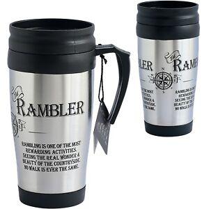 Ultimate Gift For Man 8845 Rambler Walk Travel Mug