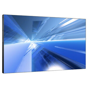 """Samsung UD46C-B 46"""" Commercial LED Monitor Display 1920x1080 NEW"""