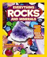 Everything: Rocks and Minerals by National Geographic Kids, NEW Book, FREE & Fas
