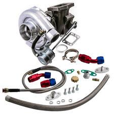 T3 T4 T3/T4 TO4E Turbo pour VW GOLF AUDI A3 A4 Renault 1.9 dCi + Oil  Line Kit